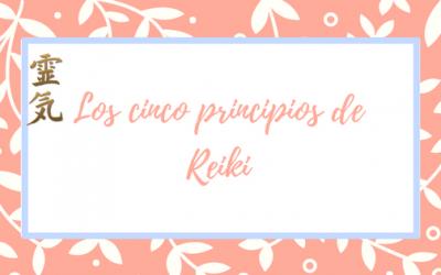 Los cinco principios de Reiki