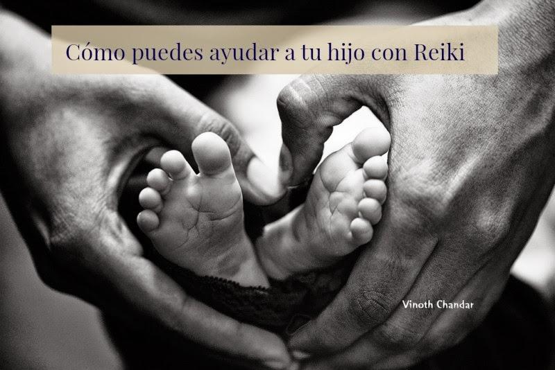 Tratamiento de Reiki para niños