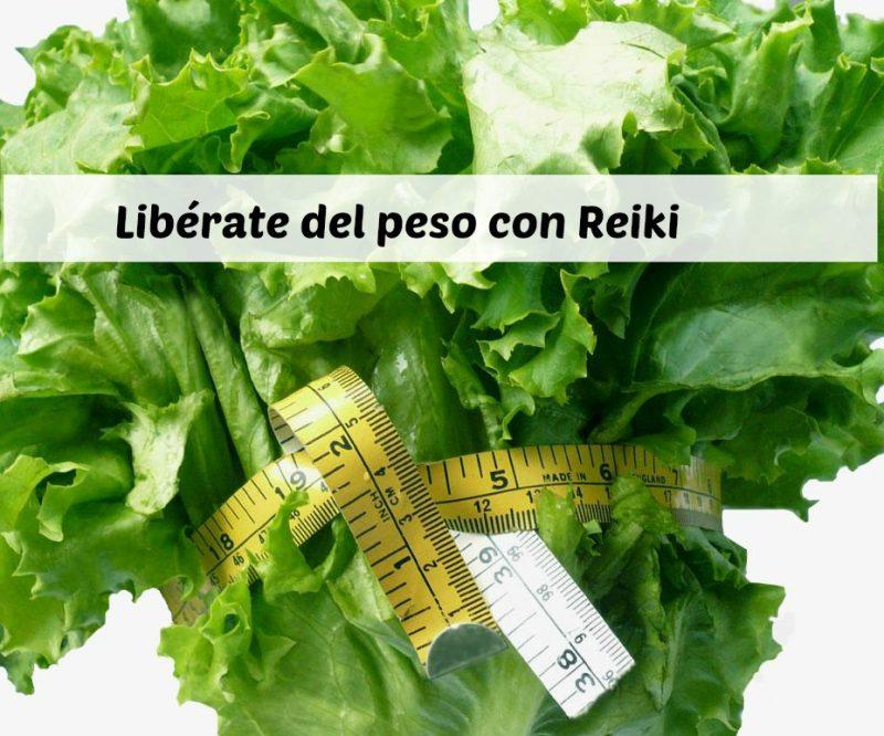 Libérate del peso con Reiki