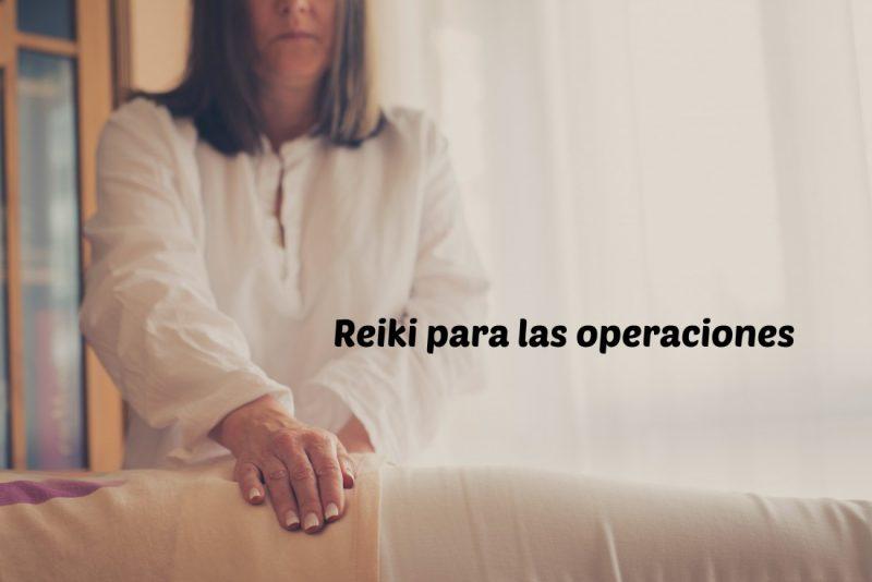 Reiki para las operaciones