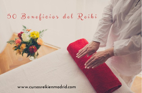 Beneficios Reiki Madrid