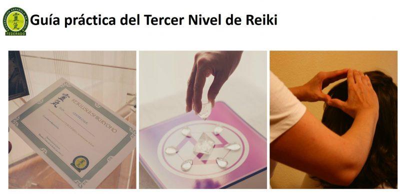 Guía para practicar el Tercer nivel de Reiki