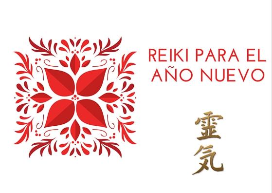 Reiki para los propósitos del Año Nuevo