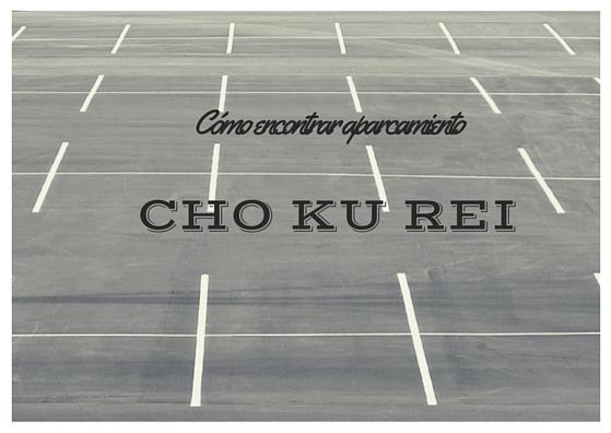 Encontrar aparcamiento con reiki en 3 pasos
