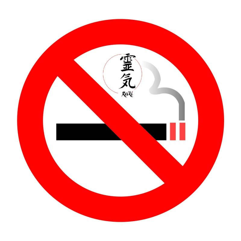 Reiki para dejar de fumar