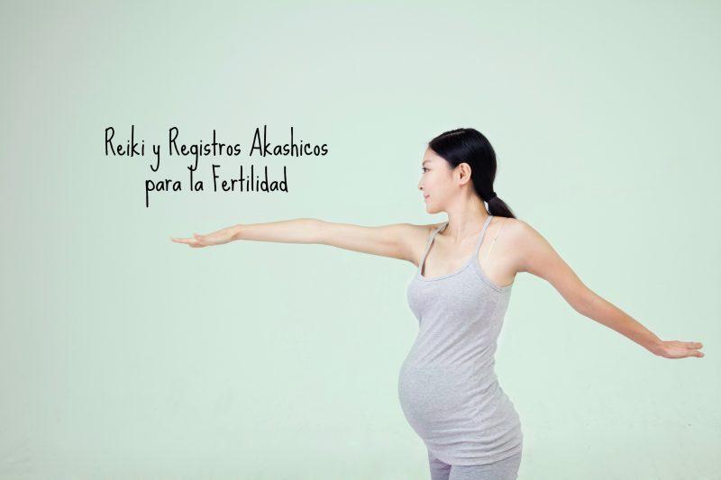 Reiki y Registros Akashicos para sanar la infertilidad
