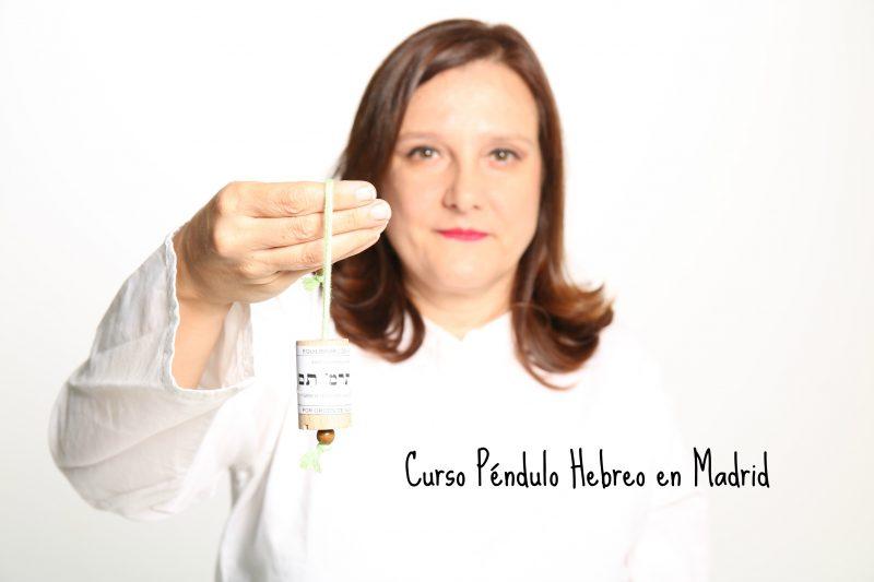 Curso Péndulo Hebreo en Madrid