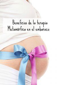 Beneficios masaje metamorfico embarazadas y bebes