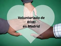 Voluntariado Reiki Madrid