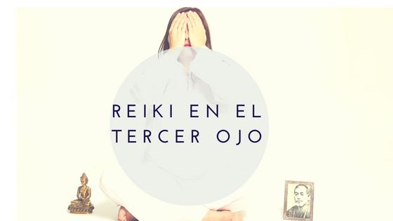 Cómo tratar con Reiki la presión en el Tercer Ojo