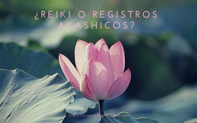 Diferencias entre Reiki y Registros Akashicos