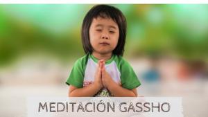Meditacion Gassho Reiki