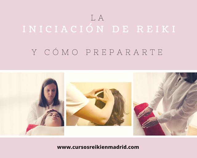 ¿Cómo prepararte para una sintonización/iniciación de Reiki?