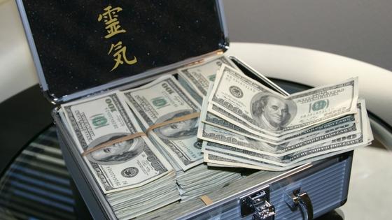 Abundancia y dinero con Reiki