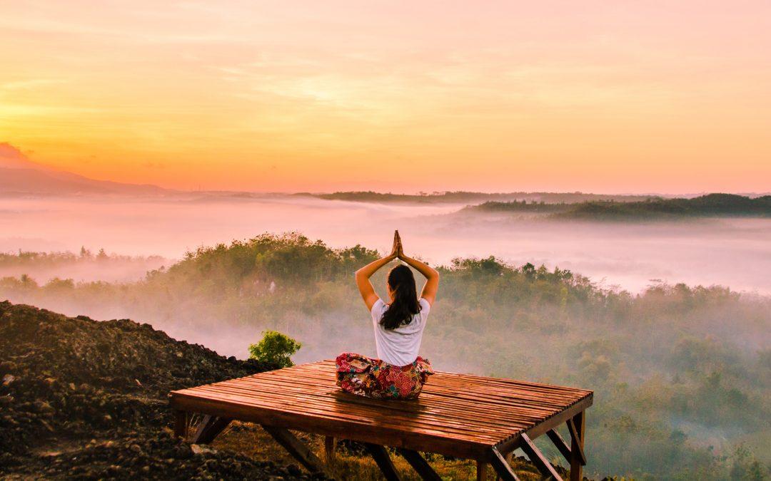 Cómo meditar y hacerte un autotratamiento de Reiki