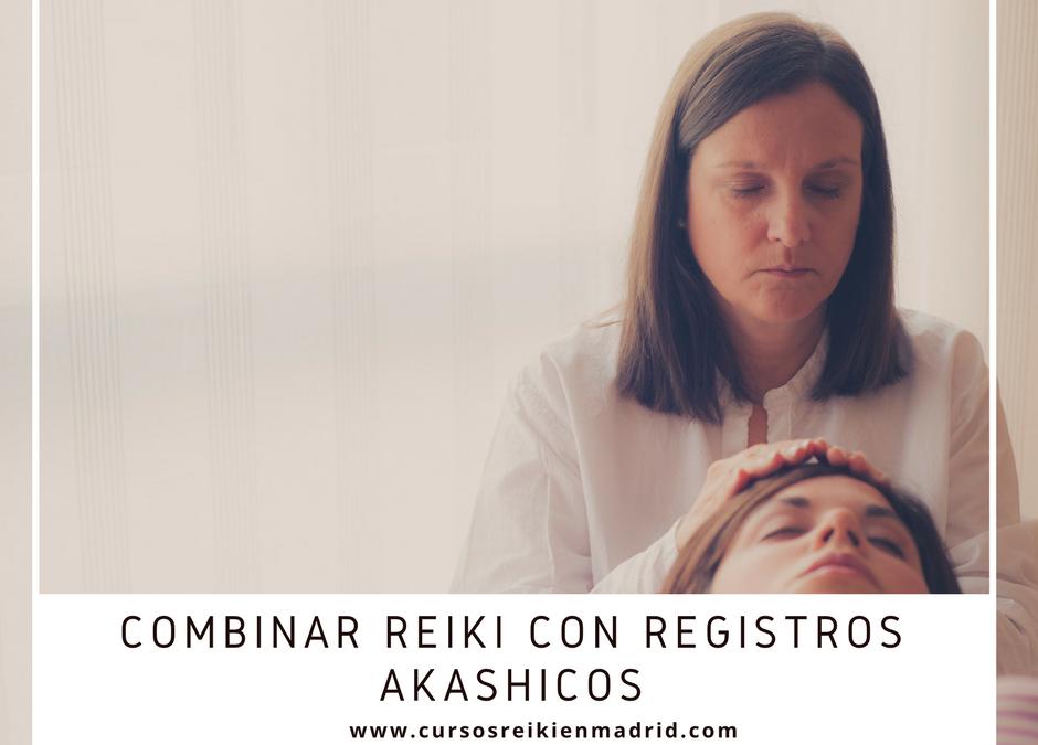 Cómo combinar Reiki con Registros Akashicos