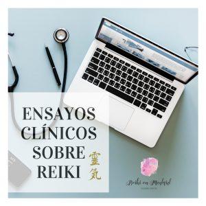 Evidencia cientifica Reiki tesis doctorales