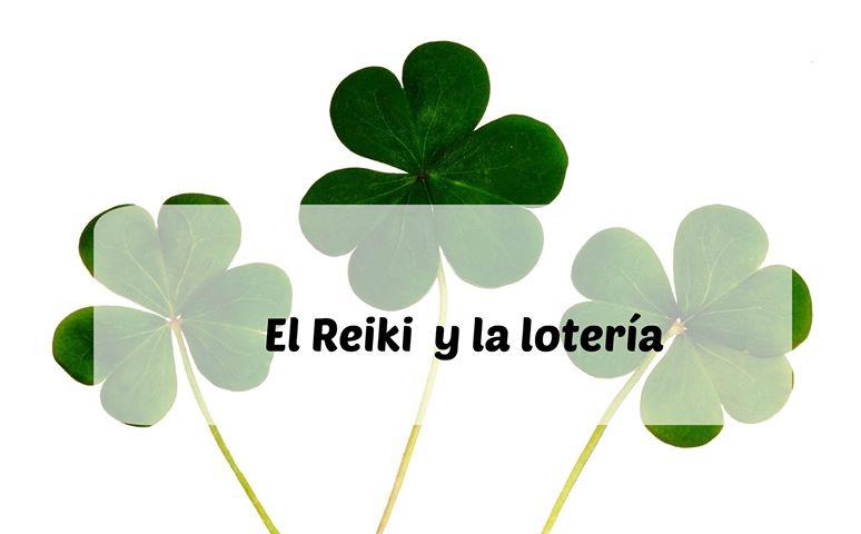 ¿Te puede tocar la lotería con Reiki?