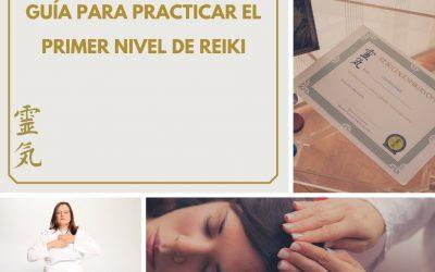 Consejos para los practicantes de Reiki de primer nivel