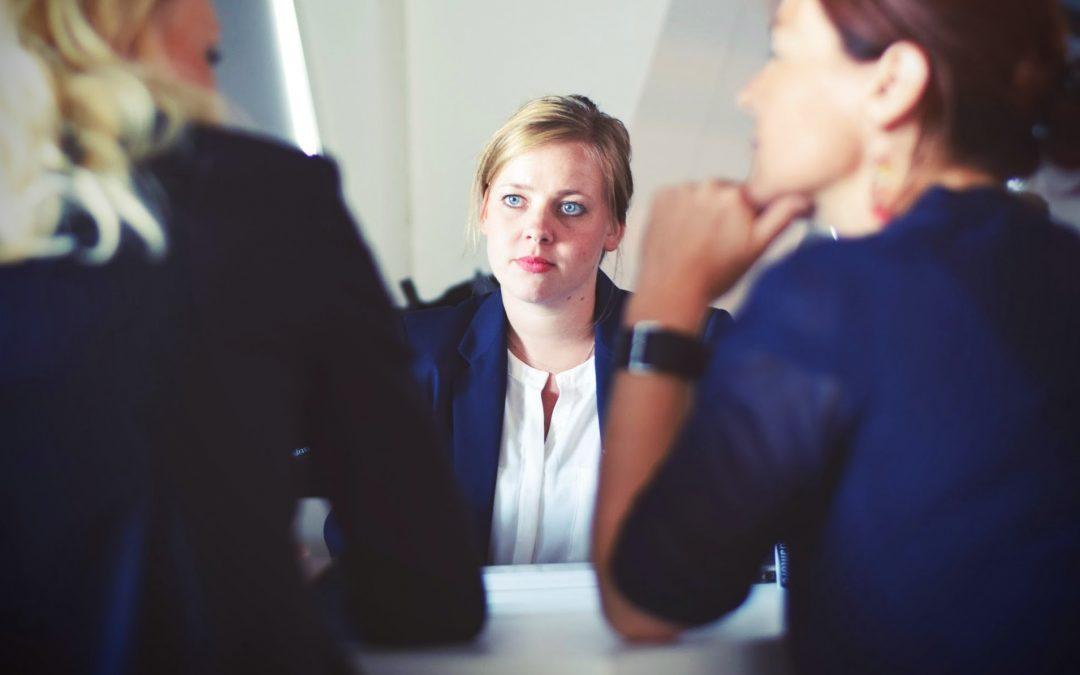 Reiki para superar con éxito entrevistas de trabajo