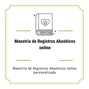 Maestría registros online
