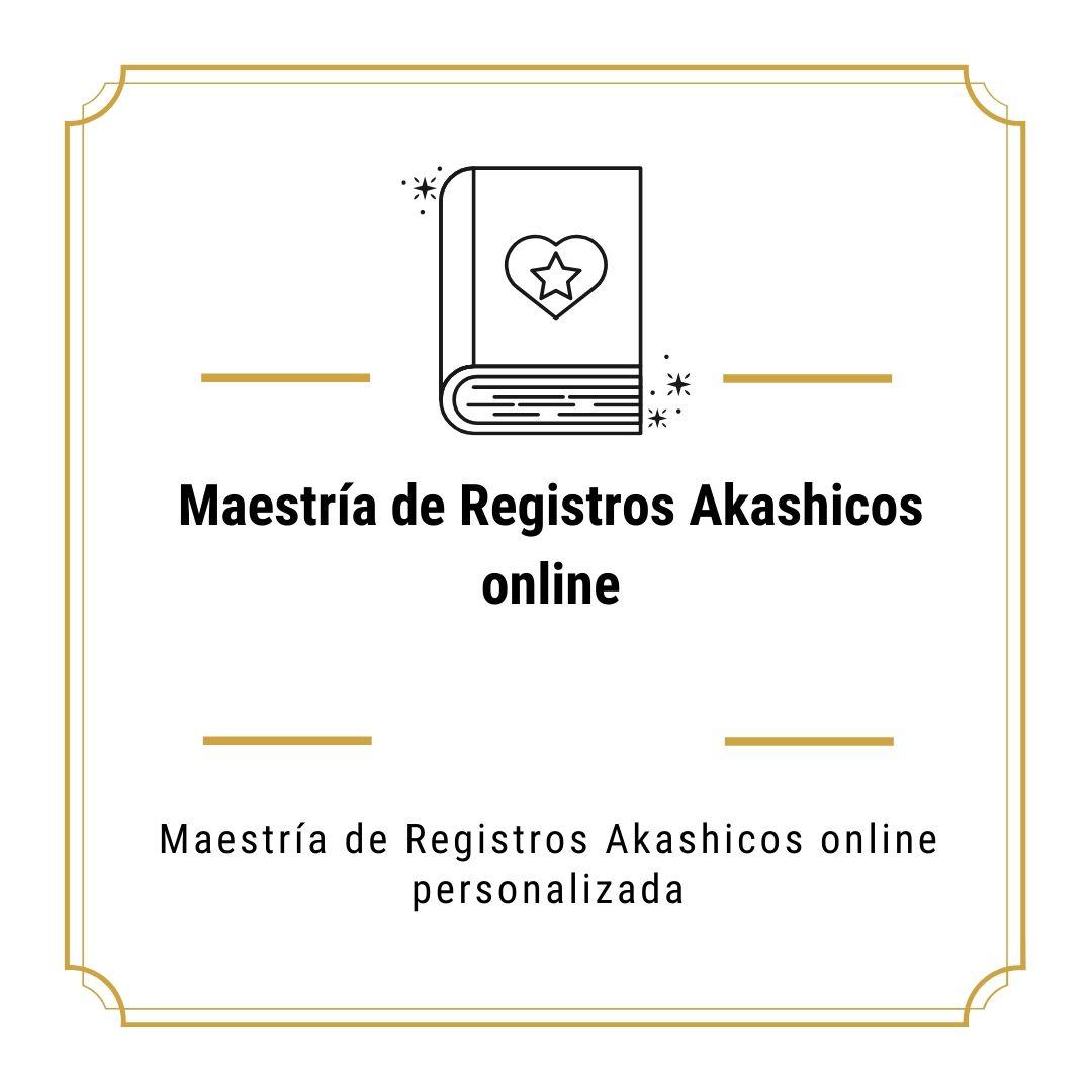 Maestría Registros Akashicos Online Cursos Y Terapias De Reiki En Madrid Registros Akashicos