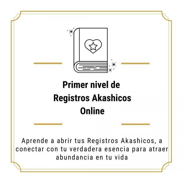 Primer nivel registros online
