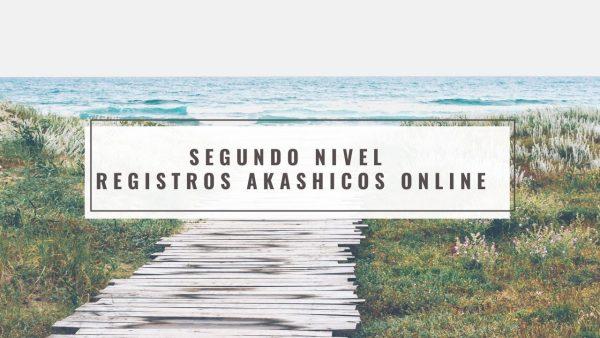 segundo nivel registros akashicos online