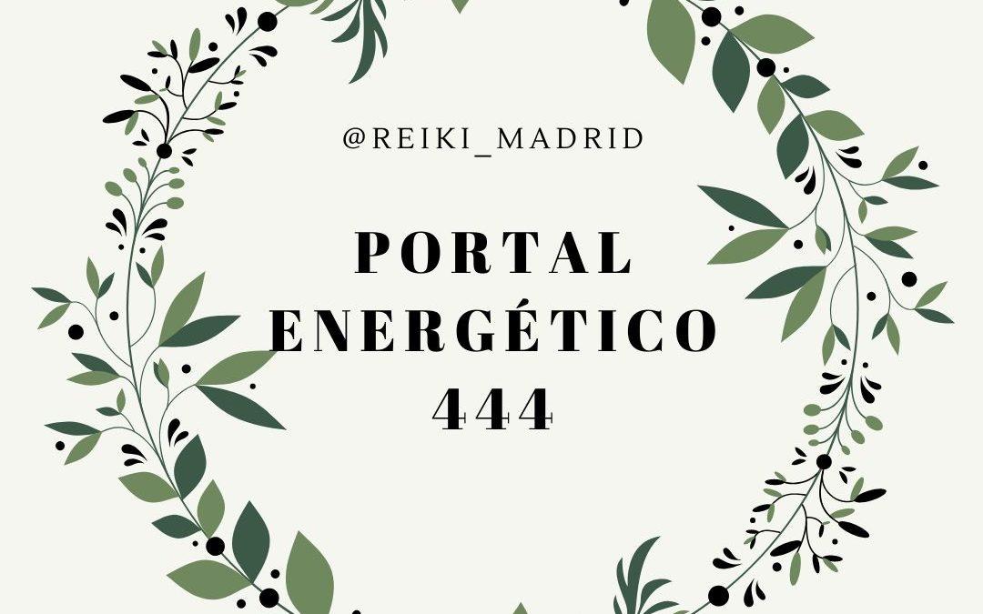 Portal energético 444