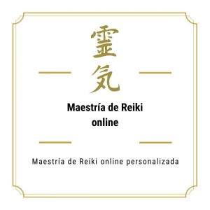 Maestría de Reiki a distancia