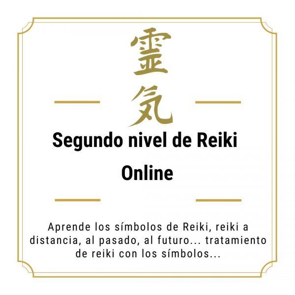 Segundo nivel reiki a disancia