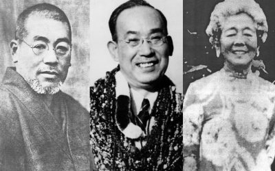 Mikao Usui: historia del Reiki