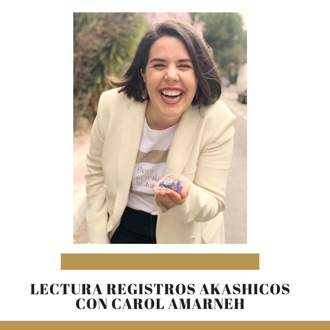 Lectura De Registros Akashicos A Distancia Con Carol Cursos Y Terapias De Reiki En Madrid Registros Akashicos
